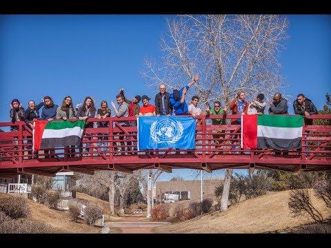 2018 Model UN at CCA