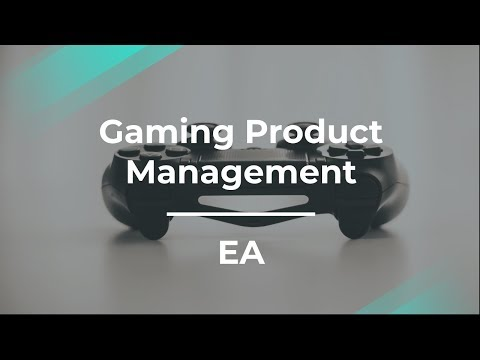 What Is Gaming Product Management Like by fmr EA Product Manager