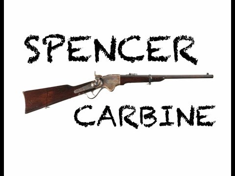 Weapons Of The Civil War Cavalry: The Spencer Carbine