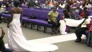 The Bride - NTCOG IWC BVI