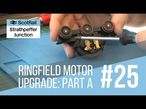 #25 Lima Class 47 Ringfield Motor Upgrade - Part A