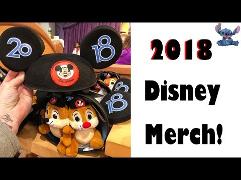 Shopping for 2018 MERCHANDISE in Walt Disney World Florida [w/prices]