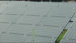 Ludlow builds solar farm