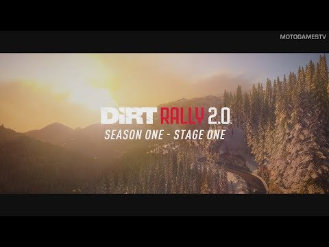 DiRT Rally 2.0 - Season One - Stage One Trailer