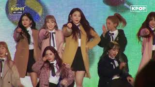 《HOT》 WJSN - Happy at K-POP World Festa PyeongChang2018