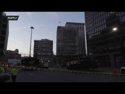 LIVE: Several injured after building explosion in Baltimore