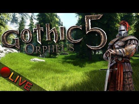 GOTHIC ORPHEUS  |  Skyrim Mod #2 thumbnail