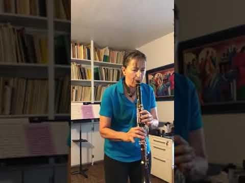 The Santa Fe Symphony | Principal Clarinetist, Lori Lovato—