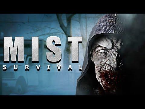 ОЦЕЛЯВАНЕ СРЕЩУ ЗОМБИТА | Mist Survival #1