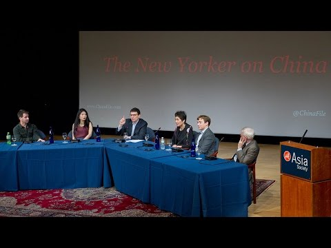 ChinaFile Presents: The New Yorker on China (Complete)