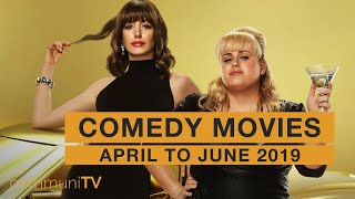 Upcoming Comedy Movies - April to June 2019 2