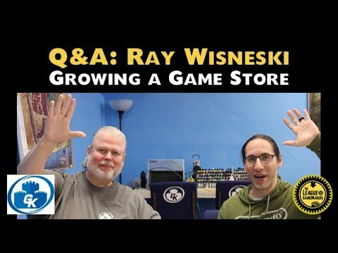 Q&A: Ray Wisneski - Growing a Game Store