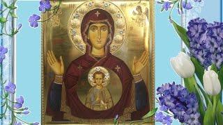 видео чудотворные иконы в россии