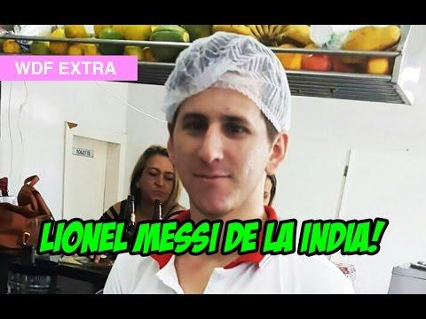 Lionel Messi de la India!