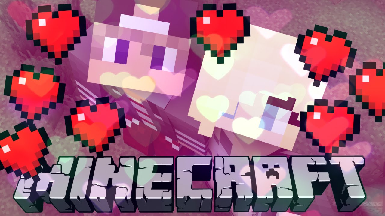 If minecraft was a dating game