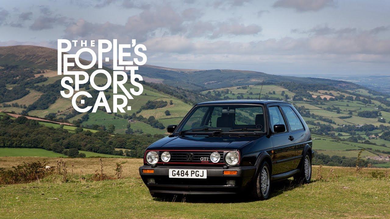 1990 Volkswagen Mk2 GTI: The People\'s Sports Car - YouTube