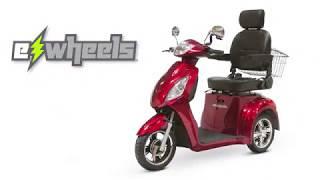 eWheels EW36 Scooter Video