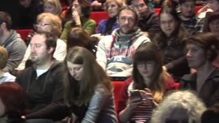 20.01.2016 Celotno omizje - Festival strpnosti: Slavoj Žižek, Mladen Dolar in Udo Aloni