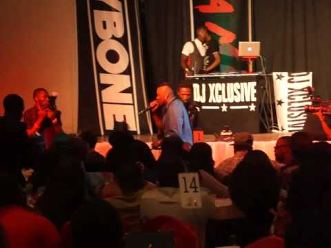 Pepenazi's Illegal Performance at Funnybone's Comedy Show