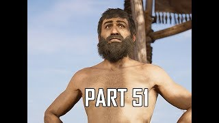 ASSASSIN'S CREED ODYSSEY Walkthrough Part 51 - A GOD (Let's Play Commentary)