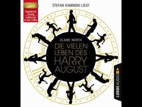 Die vielen Leben des Harry August YouTube Hörbuch Trailer auf Deutsch