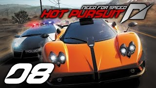 8 Need For Speed Hot Pursuit 2010 Горячая Погоня