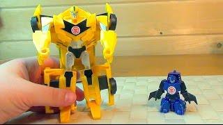 Трансформеры роботы под прикрытием Бамблби - Transformers Bumblebee