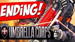 Resident Evil Umbrella Corps ENDING THE FINAL BATTLE / ENDLESS GAME ENDING