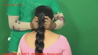 Thick Long Hair Braid My Sexy Aunty Allow Me