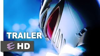 POWER RANGERS SHATTERED GRID Trailer NEW (2018) Fantasy Action Movie HD