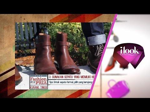 Tips Fashion Pria Berpostur Kurang Tinggi - iLook