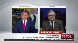 Richard J. Chasdi on Paris attacks