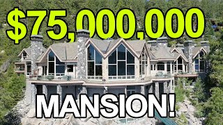 What Does A 75 Million Dollar House Look Like?