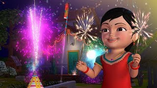 Chinnu Deepavali Song | Kannada Rhymes for Children | Infobells