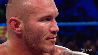 WWE Wal3ooha: الأفعى راندي أورتن يباغت شينسكي ناكامورا