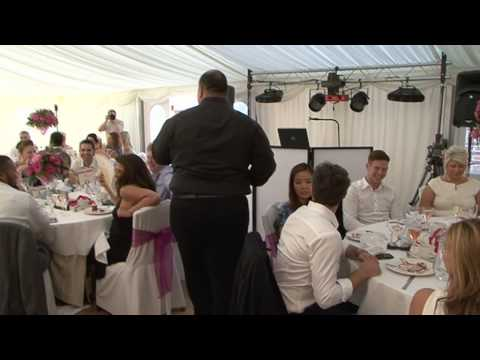 Ian Leigh Wedding Singer pt 1