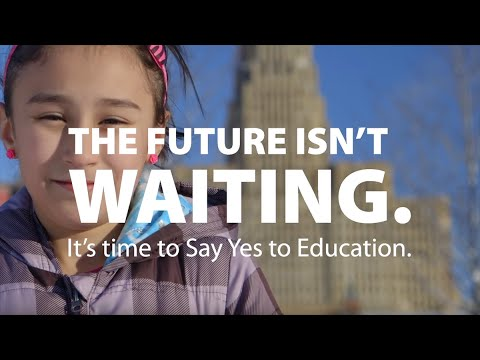 Say Yes Buffalo: The Future Isn't Waiting