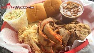 #2 Central BBQ, Memphis, TN - GRILLA GRILLS BBQ WARS TOUR