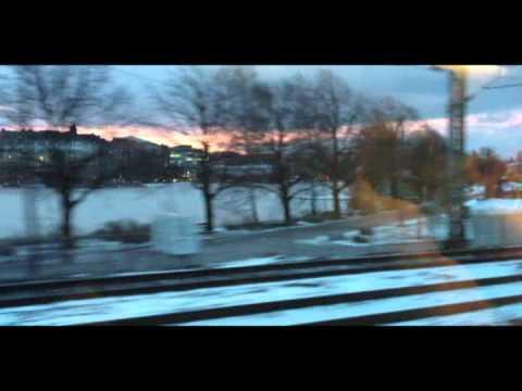 the Helsinki to St. Petersburg adventure