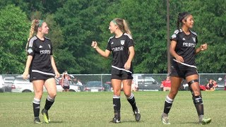 The Road To Final Four- Girls Soccer Highlights