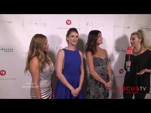 Focus TV | Lauren Faretta, Cardio Barre Santa Monica