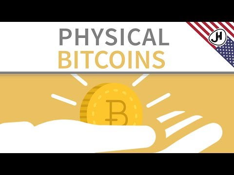 Physical Bitcoins - How Meaningful Are They?