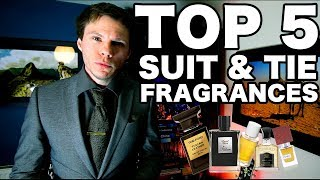 TOP 5 FORMAL MENS FRAGRANCES 🎩