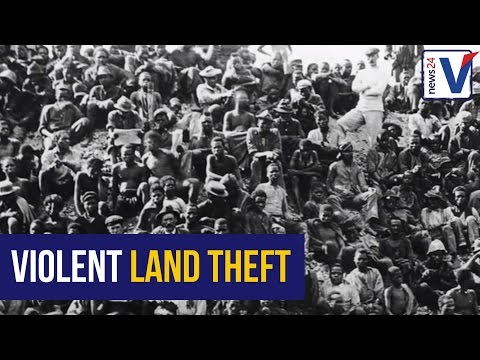 WATCH: How the Natives Land Act created slaves for mines
