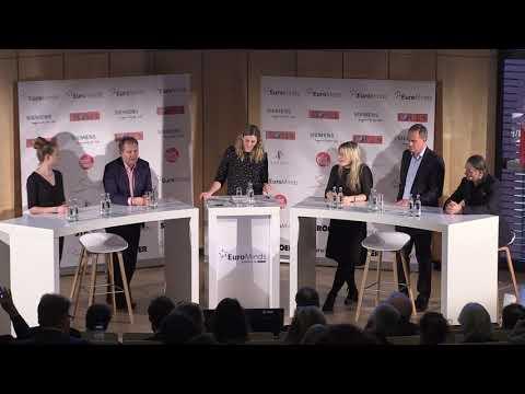 """EuroMinds 01.02.2020, 5. Panel """"Klima & Umwelt"""""""