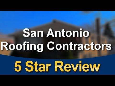 San Antonio Roofing Contractors, San Antonio, TX Review