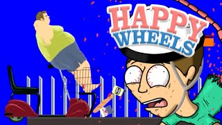 SALVATAGGIO INCREDIBILE!! - Happy Wheels [Ep.106]