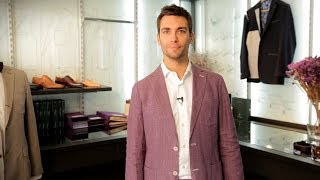 Men's Fashion with Charles Brunold | Men's Fashion