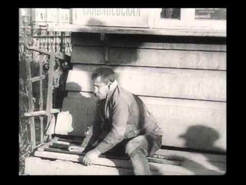 DER MANN MIT DER KAMERA. von Dziga Vertov.DVD-Trailer. STUMMFILM EDITION