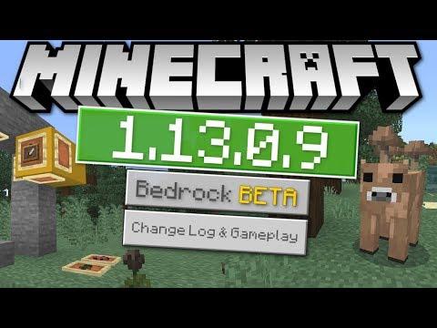 Minecraft Pe 13.0 Update Download